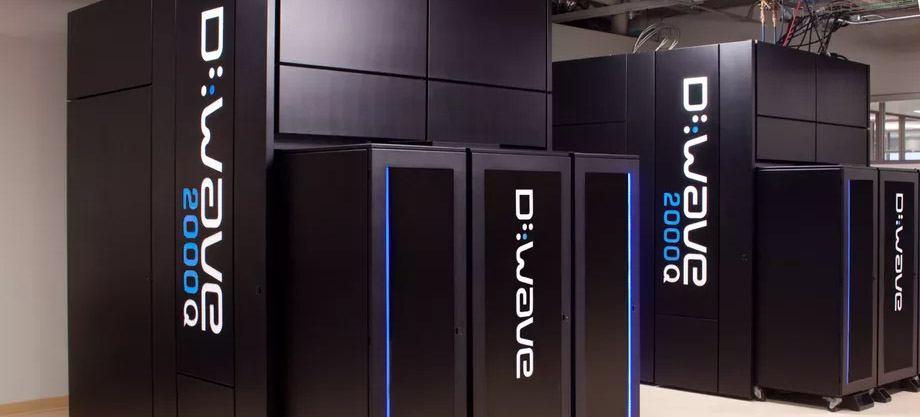 IBM D-wave Quantum Computer Breakthrough Technologies