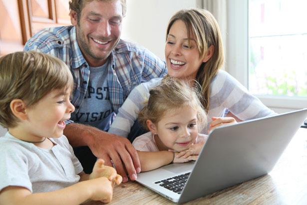 Anti Virus Parenting Control Online Threats Cyber Attacks