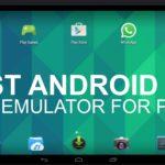 Best Android Emulators 2018 for Windows PCs