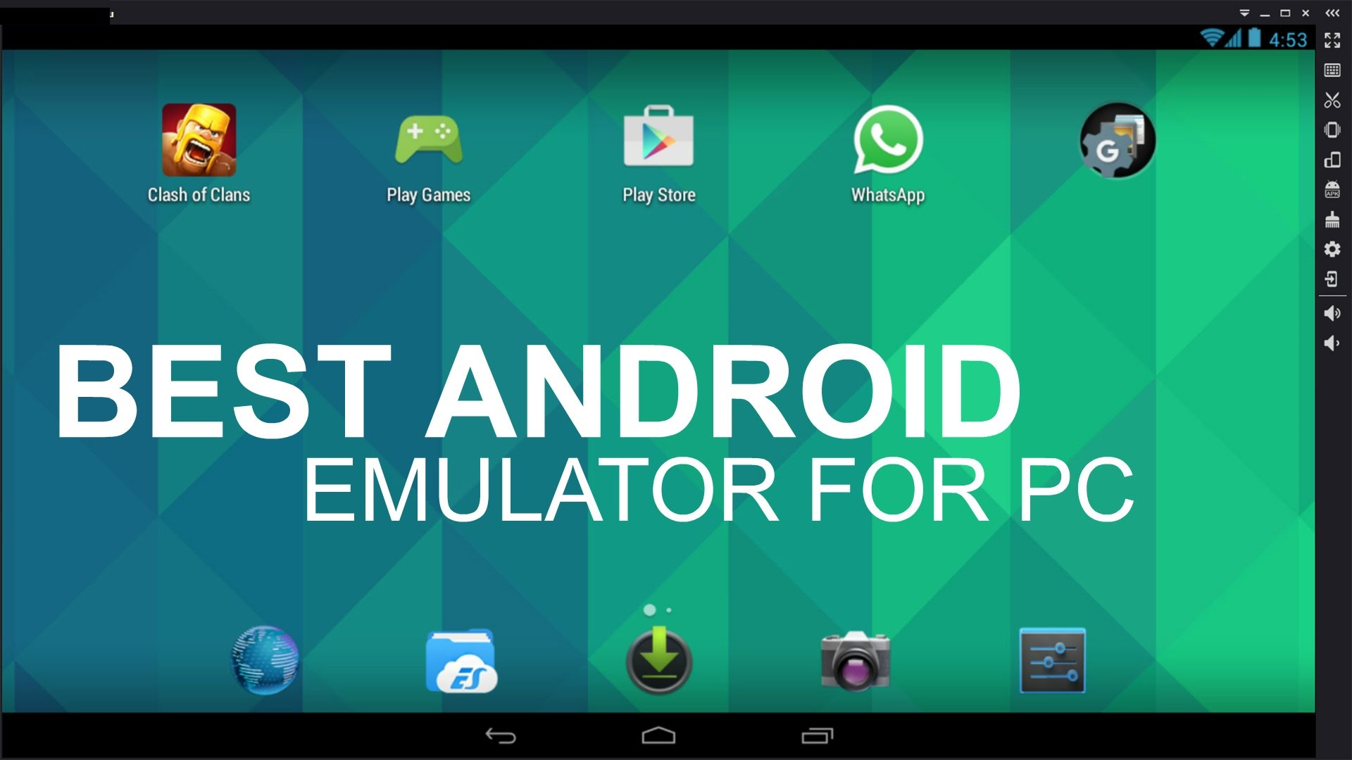 12 Best Android Emulators for Windows PC [2019] | TechLurn