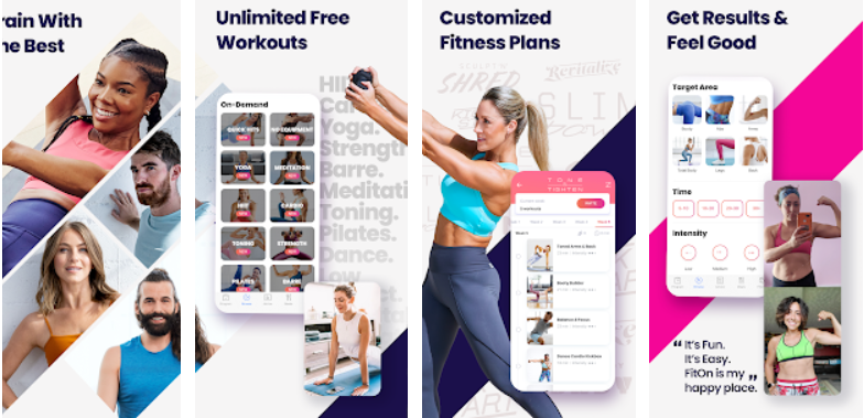 Download Download FitOn Workouts & Workout Plans