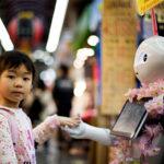 Advanced AI Robots Helping Human