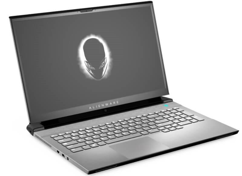 Alienware m17 gaming laptop