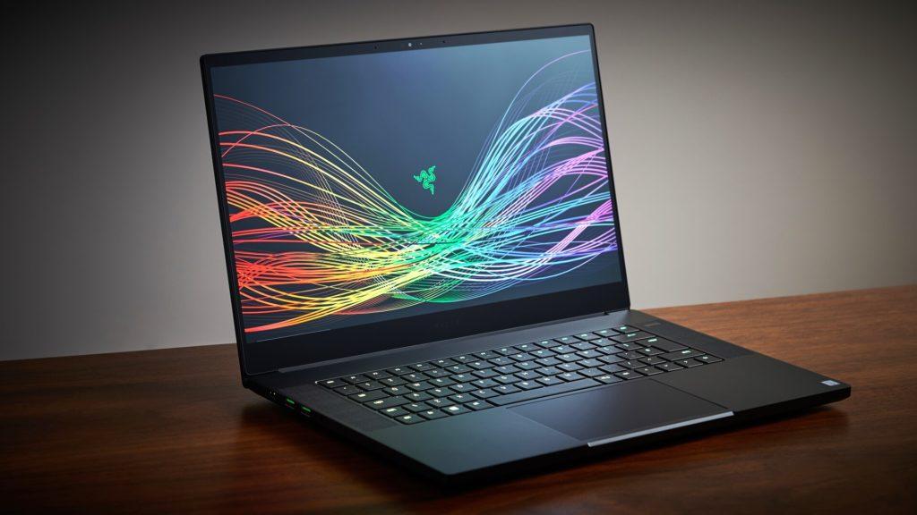 Razer Blade 15 best laptop for gaming 2021