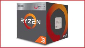 Ryzen 3rd Gen 3200G Processor