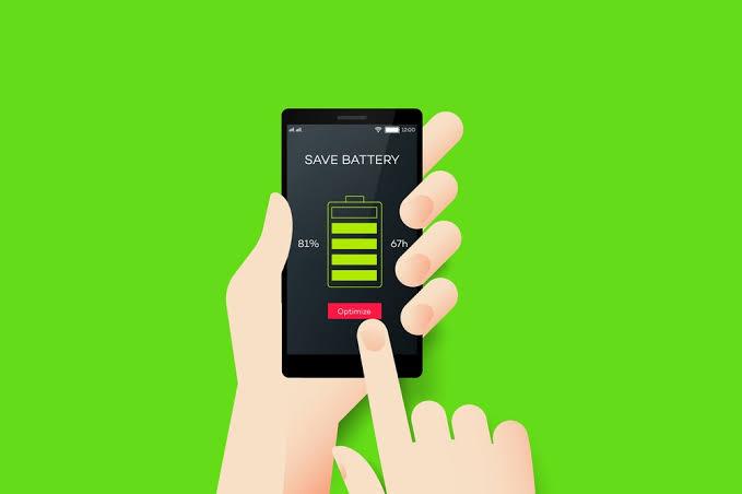 Batter Saving Apps