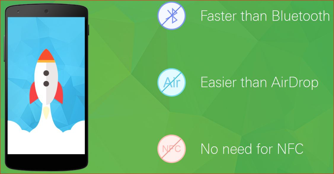 Xender the best file sharing app for android and ios