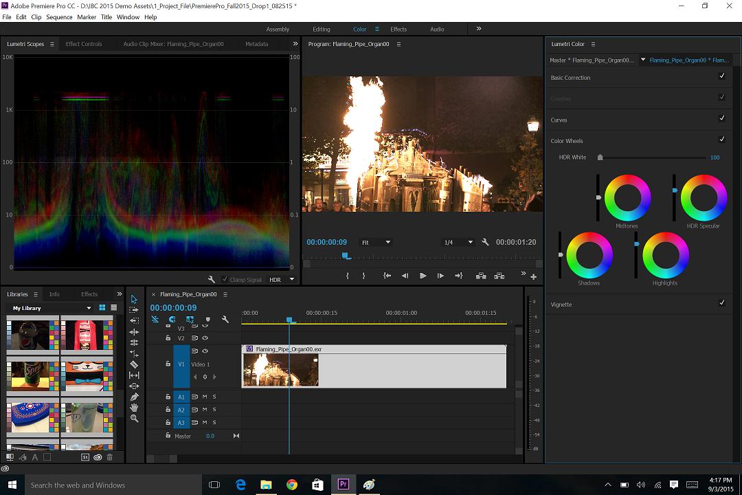 Abobe Premier Pro Best Video Editor Software