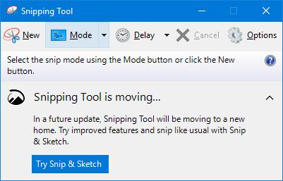 Windows Built-in Powerful Screenshot Tool