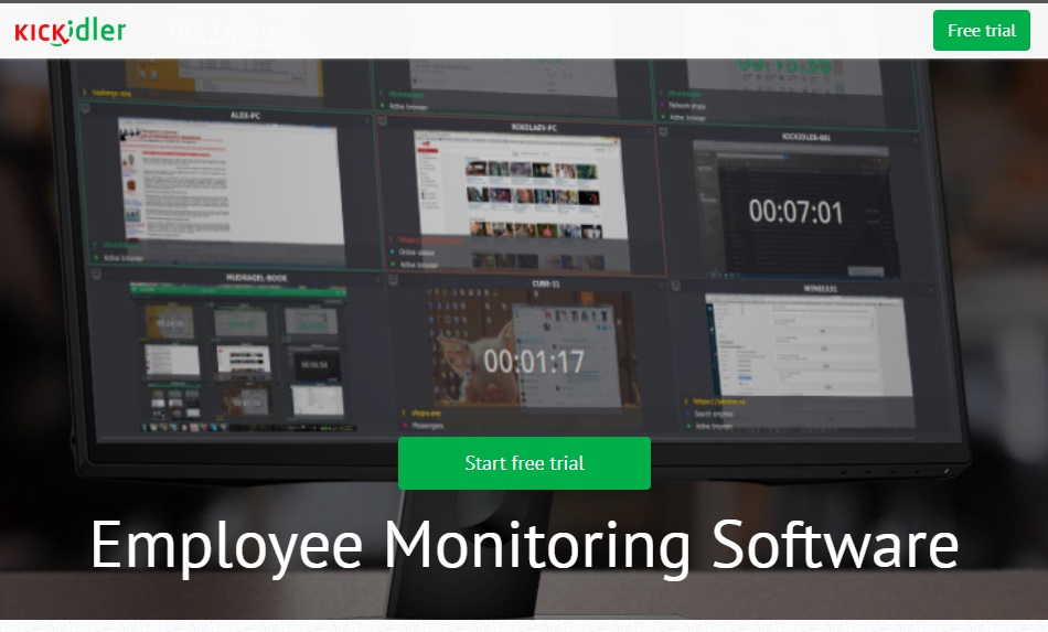 Kickidler For IT Professionals 10 best remote working tools to improve productivity