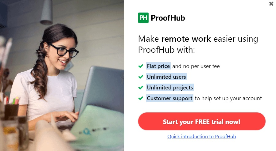 10 best remote working tools to improve productivity Proofhub