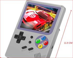 MJKJ Handheld Game Console