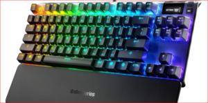 Steelseries Apex Pro TKL Mechanical Keyboard