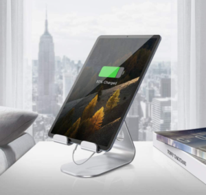 Best Desktop Stand Holder Dock Compatible with Tablet Such as iPad