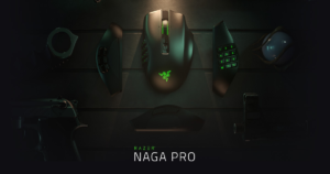 Razer Naga Pro the best gamng mouse you can buy online