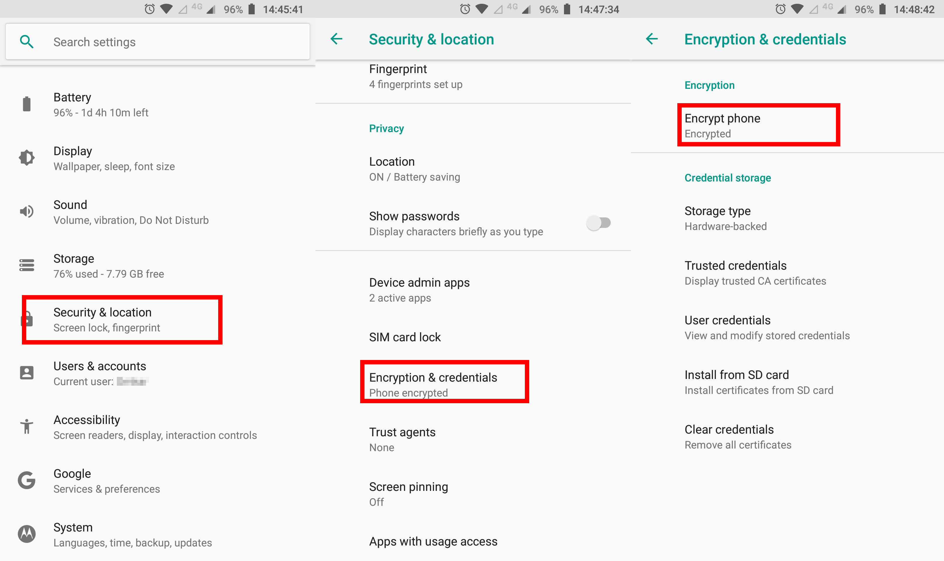 How to Factory Reset and Securely Wipe Your Android Phone 3