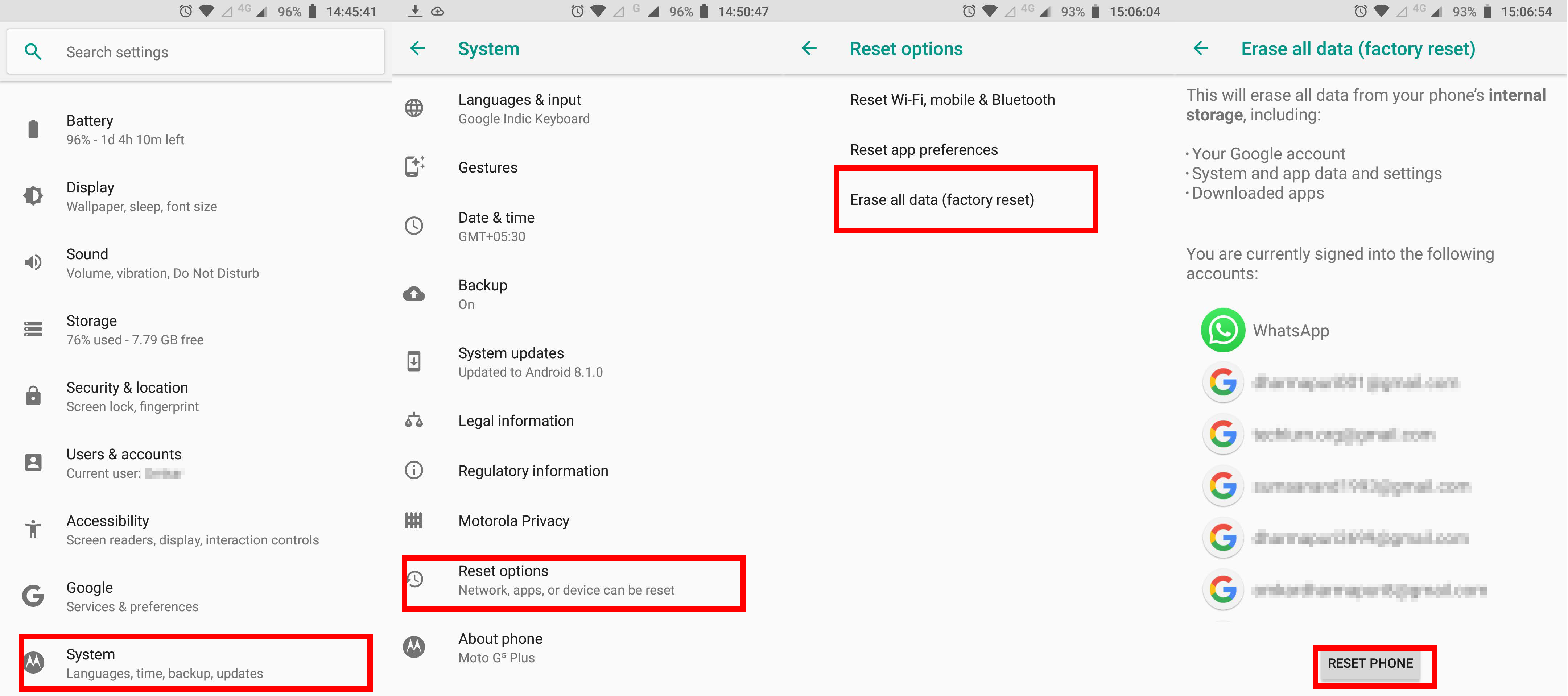 How to Factory Reset and Securely Wipe Your Android Phone 4