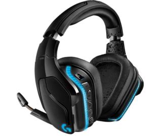 Logitech G935 Wireless DTS-X 7.1 Surround Sound LIGHTSYNC RGB PC Gaming Headset